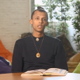 """Stromae témoignage dans le documentaire """"Malaria Business"""" pour l'émission """"Investigatiôns"""" que diffusera France Ô, le 29 novembre 2017."""