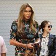 Exclusif - Caitlyn Jenner est allée déjeuner avec des amies au restaurant Shutters à Santa Monica, le 19 octobre 2017