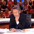 """""""Quotidien sur TMC, le 19 octobre 2017. ici Yann Barthès."""""""