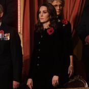 Kate Middleton, enceinte : Hommage avec Elizabeth II, sans William ni Harry