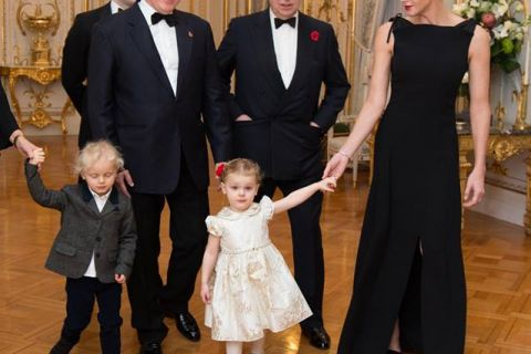 Charlene, Jacques, Gabriella de Monaco: Leur chic surprise avec le prince Andrew