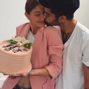 Gigi Hadid et Zayn Malik : Deux ans d'amour, fêtés avec un baiser