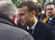 Brigitte et Emmanuel Macron submergés par l'émotion au Bataclan, deux ans après