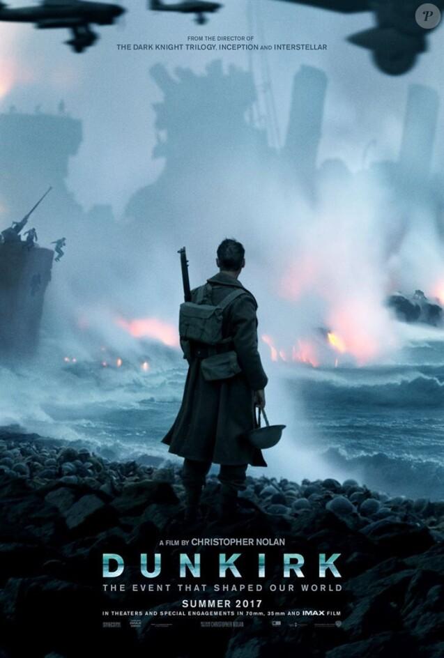 Affiche officielle de Dunkerque.