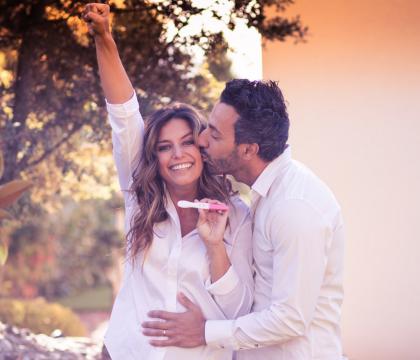 Laëtitia Milot enceinte de son mari Badri : Une poignante photo dévoilée