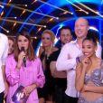 Camille Lacourt - Danse avec les stars, sur TF1 le 18 novembre 2017