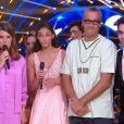 Tatiana Silva - Danse avec les stars, sur TF1 le 18 novembre 2017