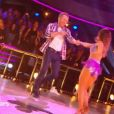 Sinclair - Danse avec les stars, sur TF1 le 18 novembre 2017