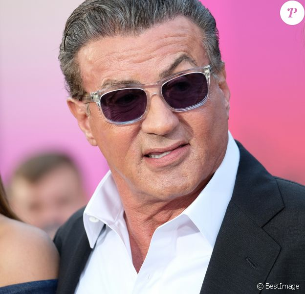 Sylvester Stallone à la première de 'Guardians of the Galaxy Vol. 2' au théâtre Dolby à Hollywood, le 19 avril 2017 © Chris Delmas/Bestimage