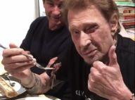 Johnny Hallyday : Le chanteur a quitté la clinique !