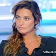 """Laetitia Milot évoque la mort de son ex-compagnon Yannis dans """"Salut les Terriens !"""" sur C8. le 18 novembre 2017."""