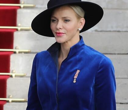 Charlène de Monaco et Charlotte Casiraghi très élégantes pour la Fête nationale