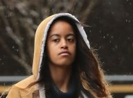 Malia Obama amoureuse : Flagrant délit de baisers à Harvard !