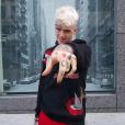 Photo de Lil Peep. Novembre 2017.
