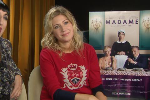 """Amanda Sthers : """"Je n'ai pas de mec"""""""
