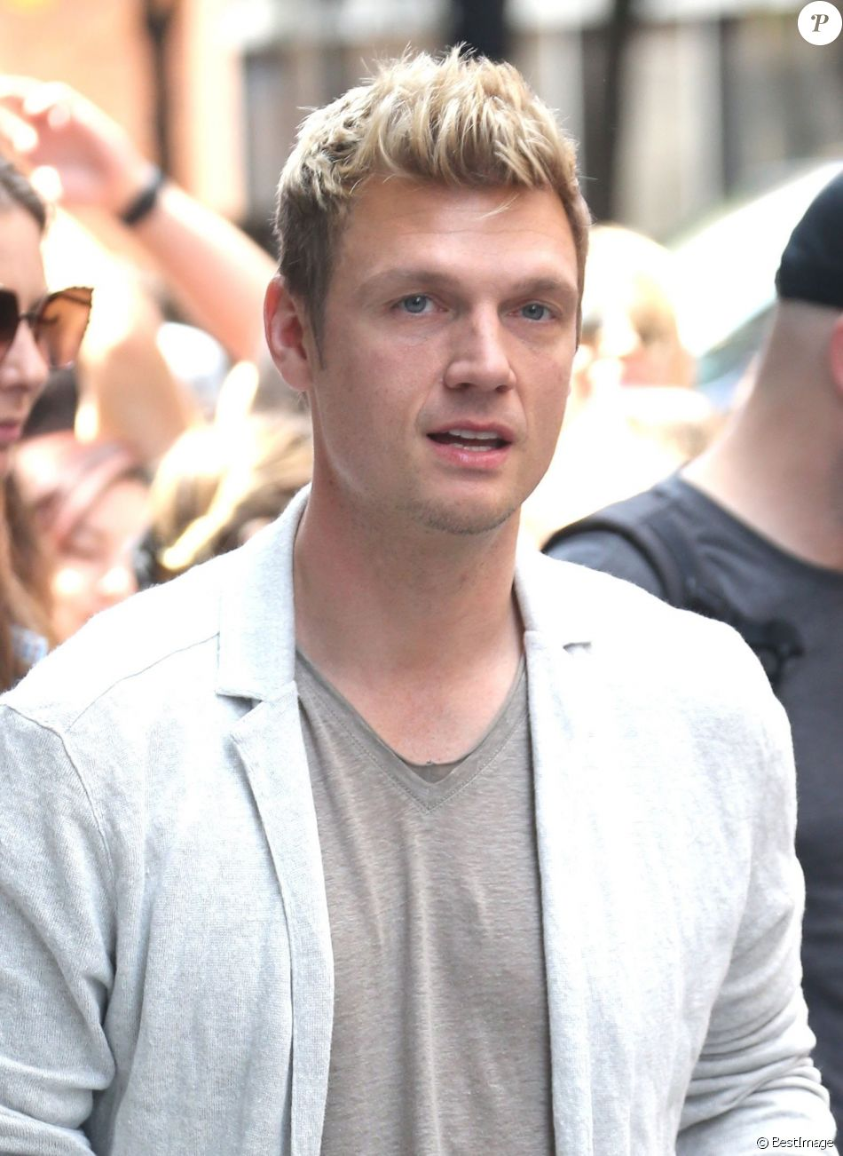 Nick Carter Melissa >> Nick Carter face à de lourdes accusations de viol : L'effroyable témoignage - Purepeople