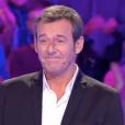 """Fabrice évoque avec émotion sa mère et sa femme décédées. Emission """"Les 12 coups de midi"""" sur TF1, le 7 novembre 2017. Jean-Luc Reichmann est très touché."""