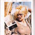 Pamela Anderson lit La République de Platon