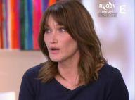"""Carla Bruni-Sarkozy, son frère décédé du sida : """"Un avant et un après la mort"""""""
