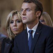 """Brigitte et Emmanuel Macron s'allient face à l'""""horreur"""" et la """"honte"""""""