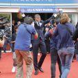 Kylian Mbappé - Présentation officielle de Kylian Mbappé au Parc des Princes Paris le 06 Septembre 2017 © Marc Ausset-Lacroix / Bestimage