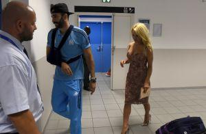 Pamela Anderson en couple avec Adil Rami,