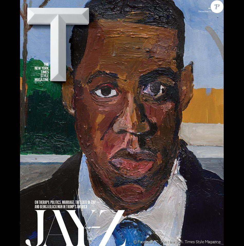 JAY Z en couverture du nouveau numéro de