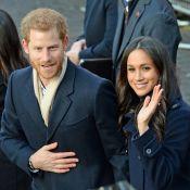 Prince Harry et Meghan Markle : Complices et tactiles, leur 1re mission royale