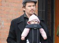 Ethan Hawke a trouvé son meilleur rôle : celui de papa modèle !