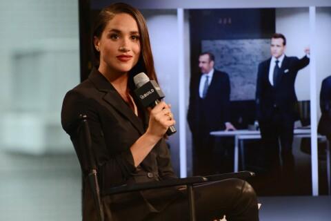 Meghan Markle, fiancée au prince Harry, change de carrière: Suits a tout prévu !