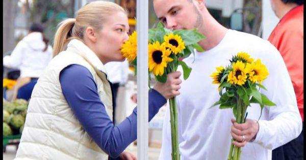 Le couple d 39 amoureux brentwood en 2008 - Rime en u ...