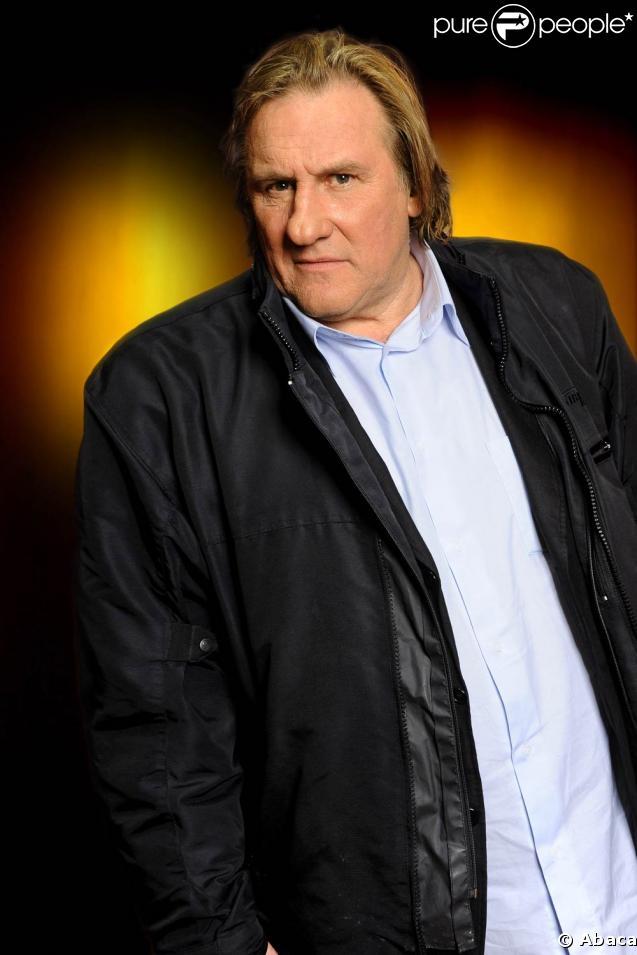 Gerard Depardieu - Gallery