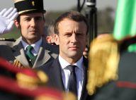 """Emmanuel Macron en Algérie : """"Johnny Hallyday fait partie des héros français"""""""