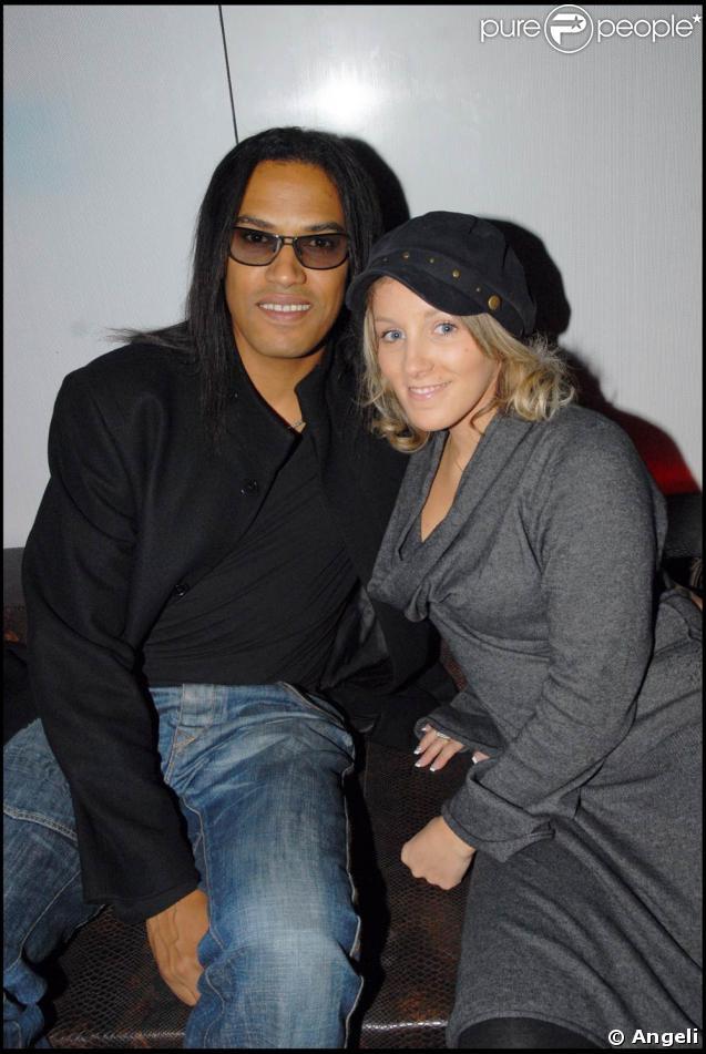 Myriam Abel et son mari Roland Baron