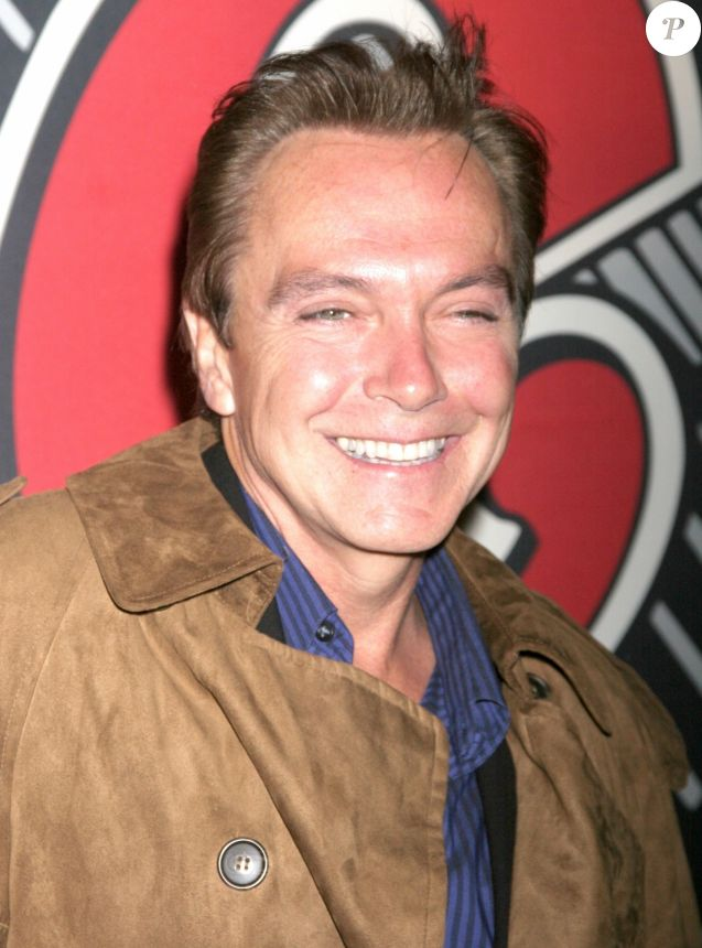 David Cassidy lors de la soirée ' The Rolling Stone 1000th Issue' à New York, le 4 mai 2006.