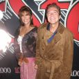 David Cassidy et son ex-femme Sue Shifrin (mère de son fils Beau) lors de la soirée ' The Rolling Stone 1000th Issue' à New York, le 4 mai 2006.