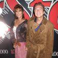 David Cassidy et son ex-femme Sue Shifrin (mère de son fils Beau) lors de la soirée ' The Rolling Stone 1000th Issue' à New York, le 4 mai 2006.