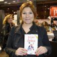 Kenza Braiga - 34e édition du Salon du livre à Paris, Porte de Versailles, le 23 mars 2014.
