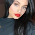 Kylie Jenner sur une photo publiée sur Instagram le 23 novembre 2017.