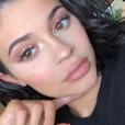 Kylie Jenner sur une photo publiée sur Instagram le 29 novembre 2017.