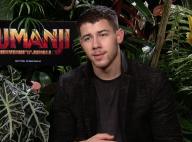 Nick Jonas : Son amour pour les margaritas, sa peur de l'avion, Jumanji...