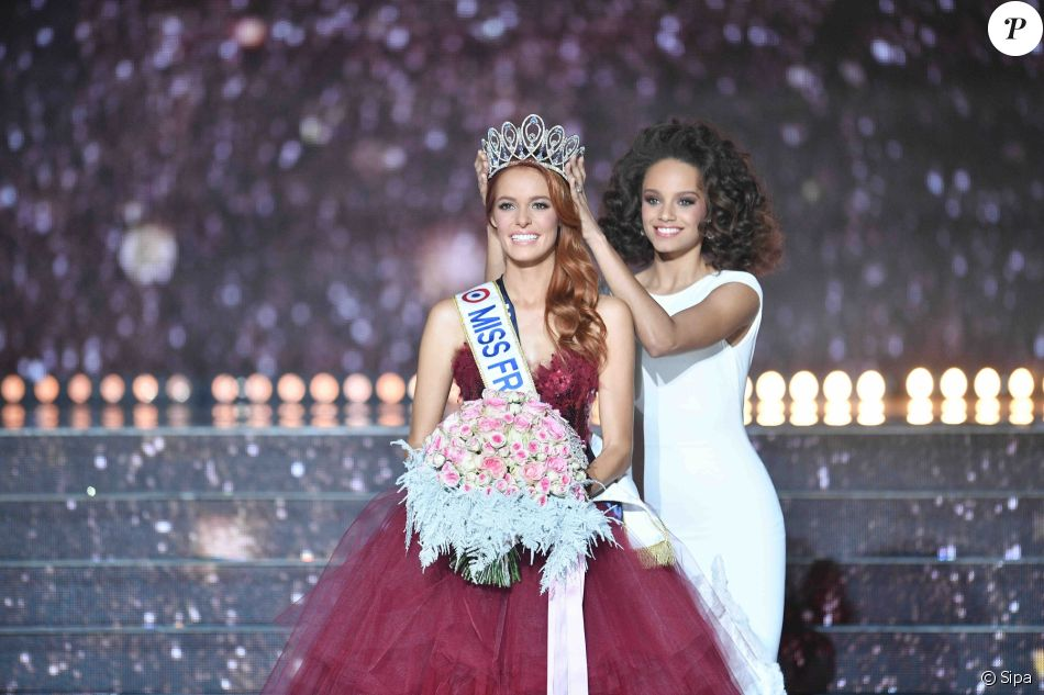 Maëva Coucke élue Miss France 2018