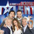 """Logo de """"La France a un incroyable talent"""" sur M6. Gilbert Rozon ne sera pas dans la 12e saison diffusée dès le 16 novembre 20170."""