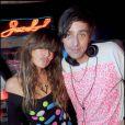 Jade Jagger et Dan Williams, au VIP Room Theatre, jeudi 5 mars