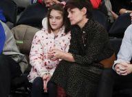 Katie Holmes : Complice avec sa belle Suri, mais jamais très loin de son chéri