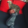 Camille Seydoux poste des photos de sa fille Ava Bella, née le 30 juin 2017.