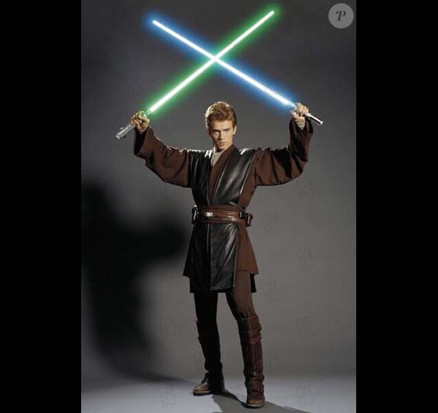 Hayden Christensen dans Star Wars - Episode II : L'Attaque des clones (2002)