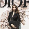 """Laetitia Casta lors du photocall du défilé de mode Haute-Couture automne-hiver 2017/2018 """"Christian Dior"""" à l'Hôtel des Invalides à Paris, le 3 juillet 2017 © Olivier Borde/Bestimage"""