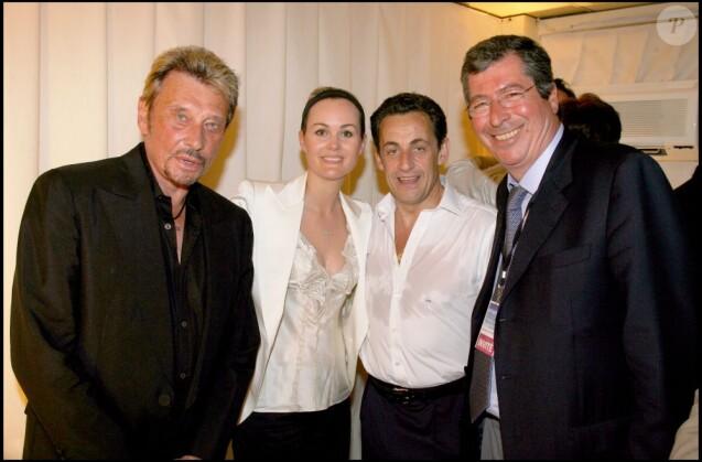Nicolas Sarkozy Ce Tatouage Discret Qu Il A Fait Avec Johnny