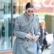 Kendall Jenner : Enceinte comme ses soeurs ? Le top model répond